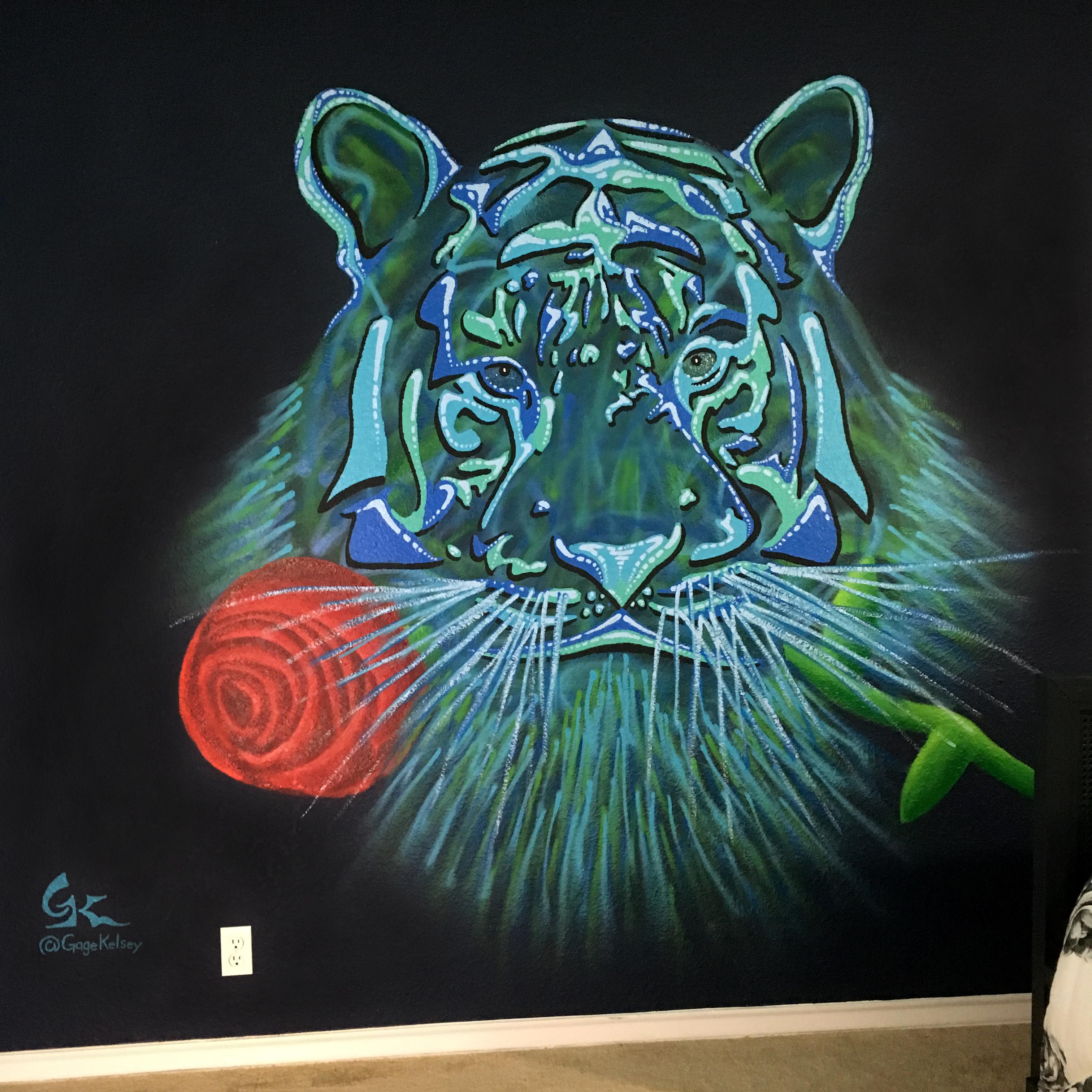 Lindscott's Tiger