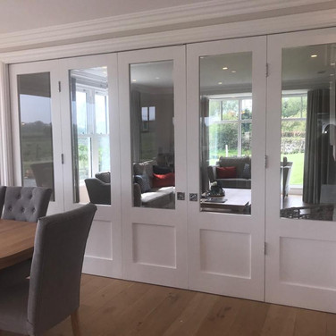Bespoke Folding Doors