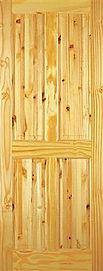 Ashford 4 Panel Pine Door