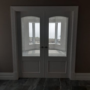 RB7 Double Doors