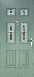 Georgian Palladio Door