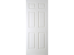 Bostonian Woodgrain Regency Door