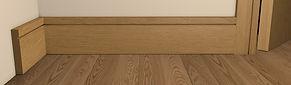 Oak Skirting & Architrave