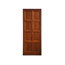 8 Panel External Door