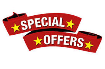 Special Offers Sale