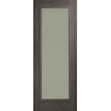 Daiken 1 Panel Frosted Grey Door