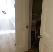 Bespoke Folding Closet Doors