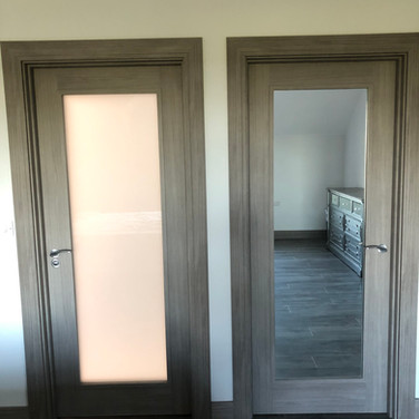 Doras Daiken Grey Door