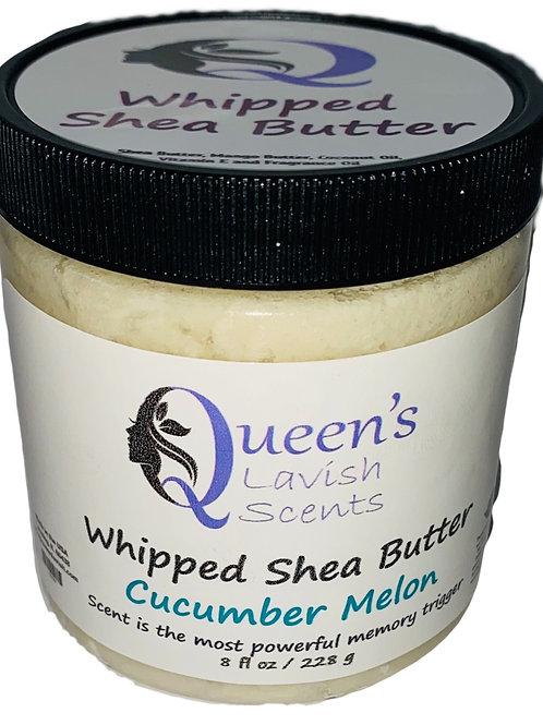 Whipped Body Butter - Cucumber Melon