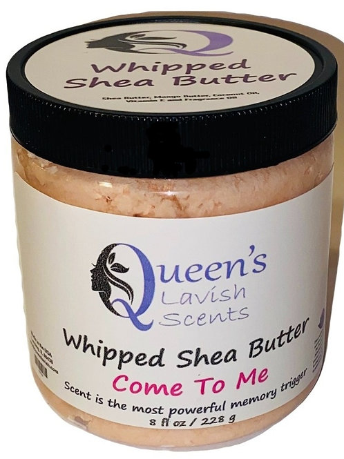 Whipped Body Butter - Come To Me