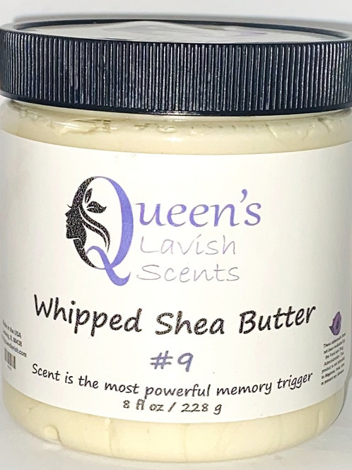 Whipped Body Butter - #9