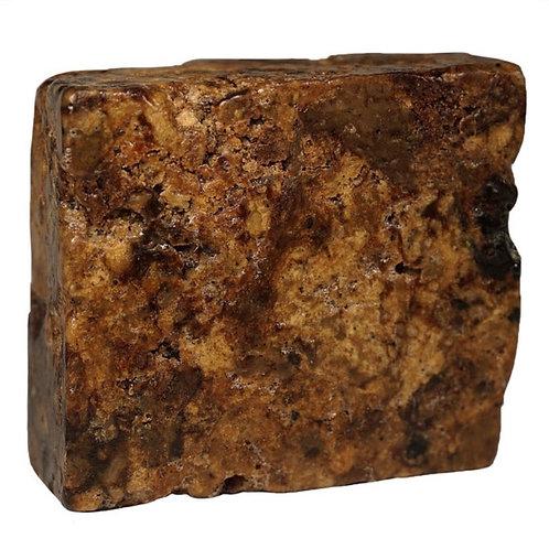 Soap - Pure African Black Soap - 1LB Bar