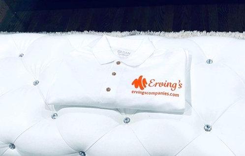 Erving's Polo Shirt