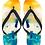 Thumbnail: Caribbean Mystery Flip flops