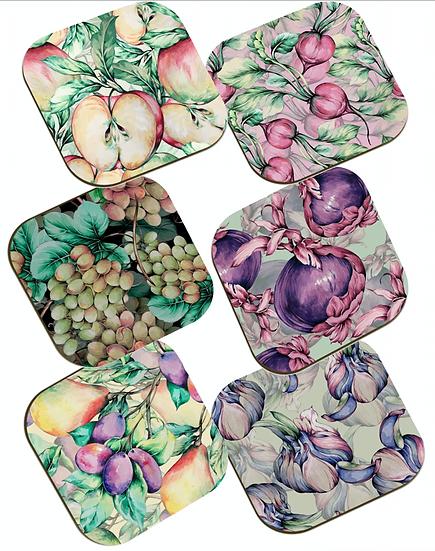Coasters X 6