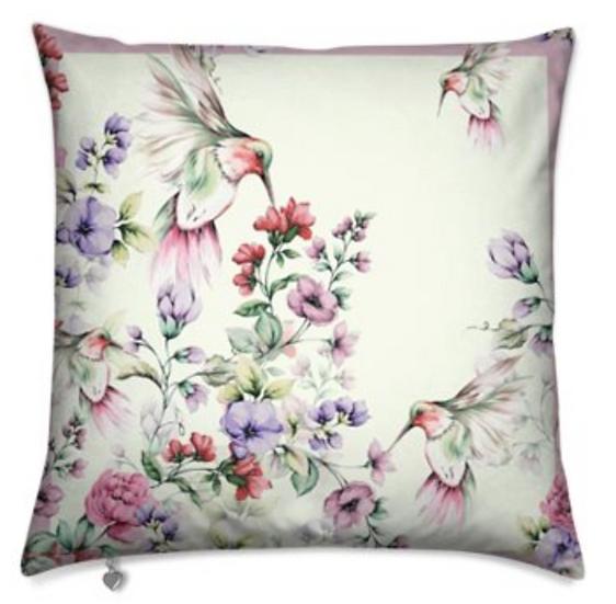 Flossy Cushion 50 X 50 cm