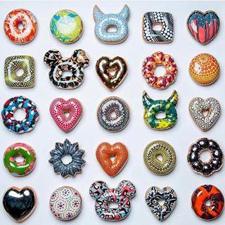 """""""Donuts"""" by Jaeyong Kim"""
