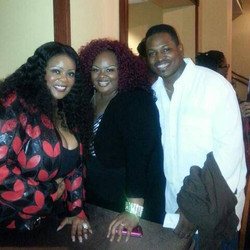 Raymond & Kim with Maysa