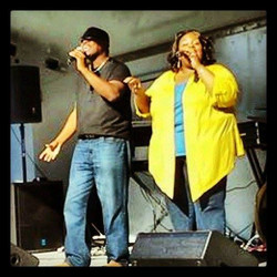 Performing at A&T University