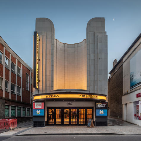 Former Odeon cinema, Bromley (from Odeon