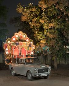 Sameer Raichur, 'Night, Day. Work. Play, (II) Mani Arni', 1 January 2018, Chariots of frolic