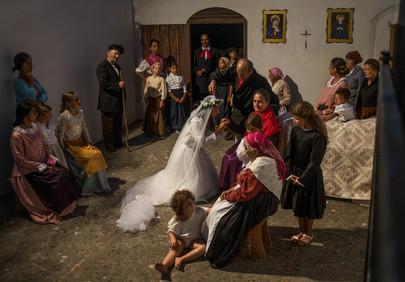 Regina De Luca, 'Matrimonio 1', Matrimonio Anacaprese, 2016.
