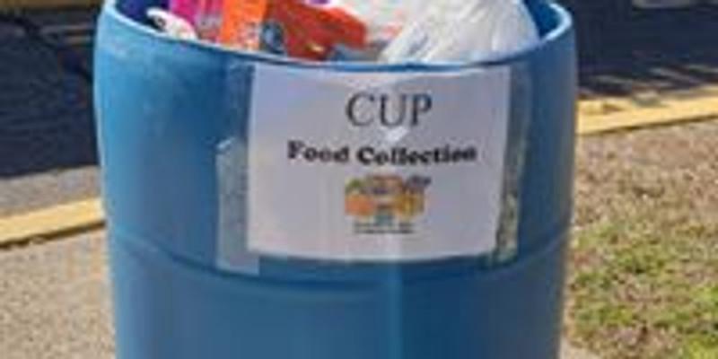 CUP FOOD PANTRY