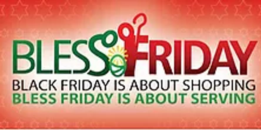 Bless Friday