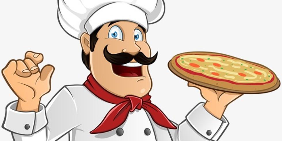 PJ's & Pizza Party