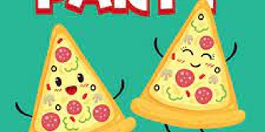 Children's Outdoor Pizza Party/Easter Egg Hunt