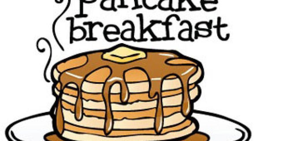 Pancake Breakfast March 10th