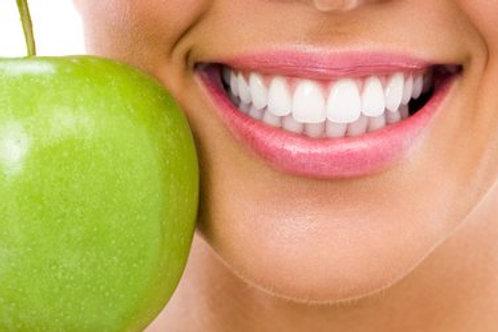 Zahnreinigung und Zwei  Röntgen