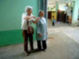 Irene & MarieHuu