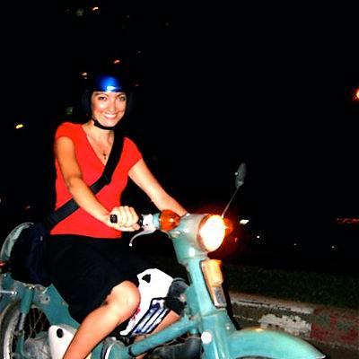 Ilona Kiss, HCMC, 2005