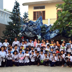 Xmas 2018 @ Lai Thieu, HCMC, Vietnam