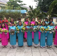 Celebration day @ Lai Thieu, HCMC, Vietnam