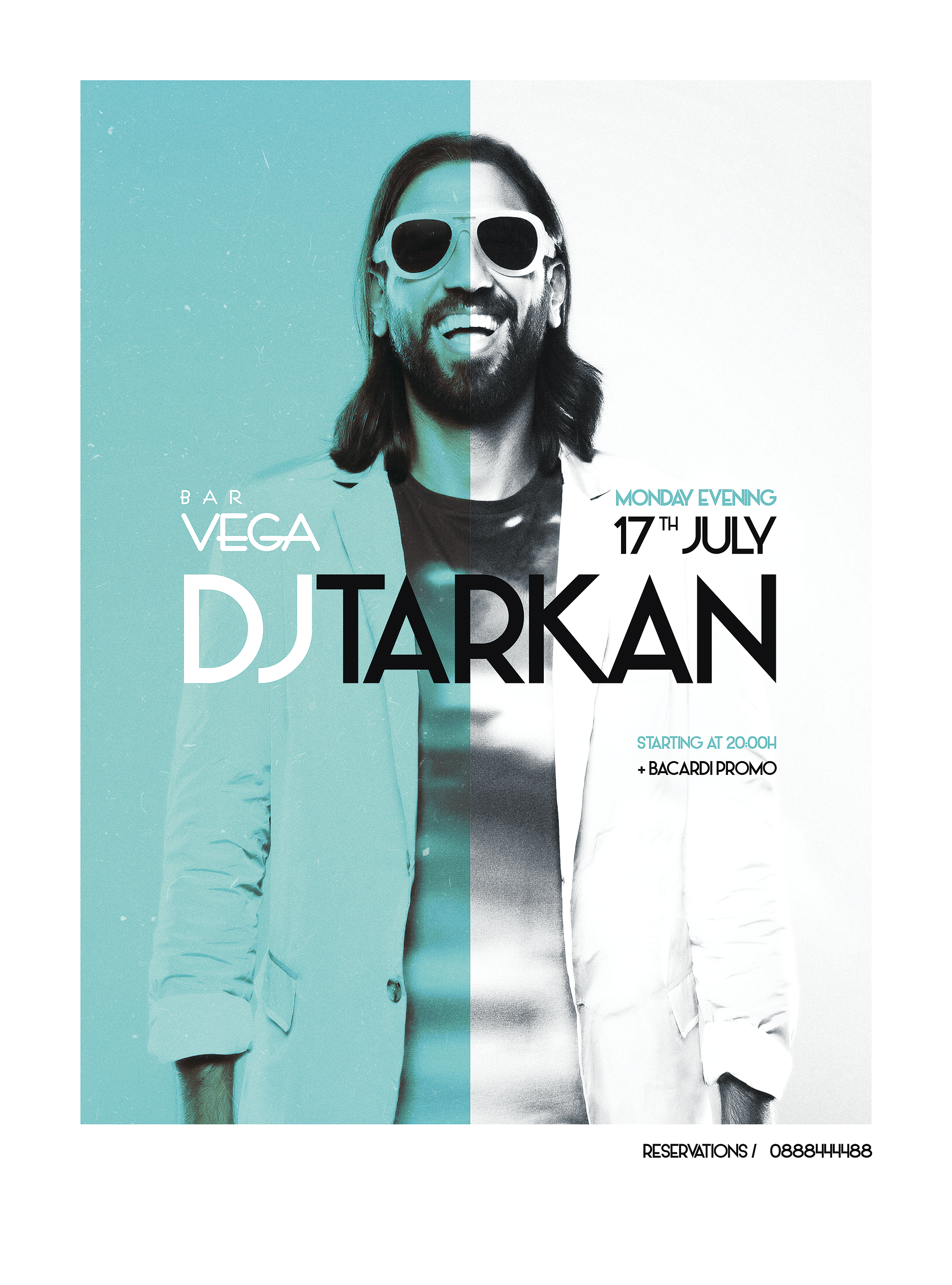 DJ TARKAN at Vega