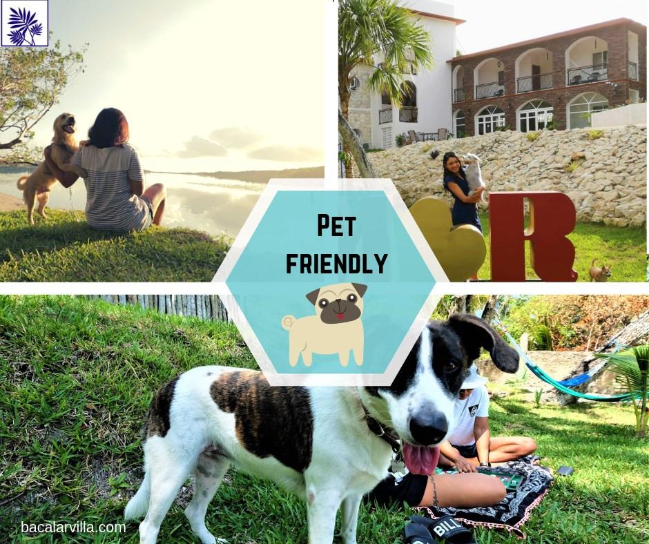 Hospedaje Petfriendly Bacalar Sunrise Villa