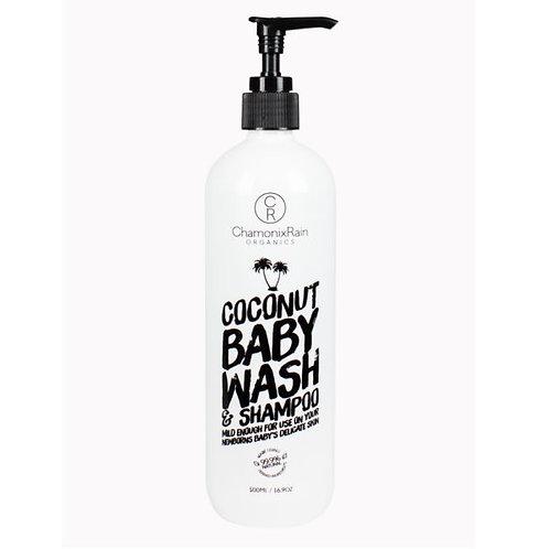 ChamonixRain Organics Baby Wash