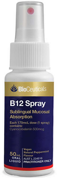 B12 Spray - BioCeuticals