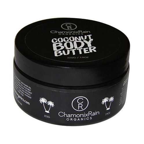 ChamonixRain Organics Coconut Body Butter