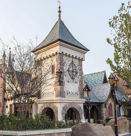 Shanghai Disneyland- Architecture 1.jpg
