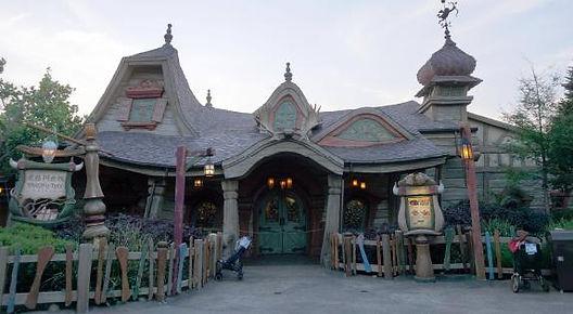 Shanghai Disneyland- Architecture 7.jpg