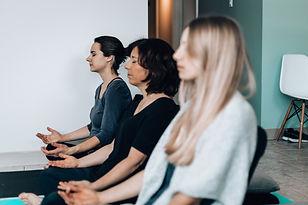 Méditation de groupe izag