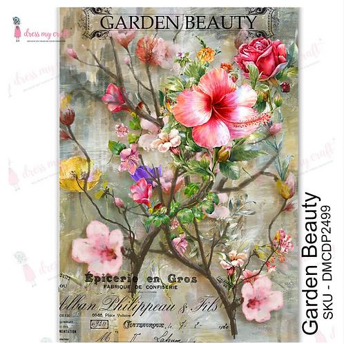 Garden Beauty - Transfer Me by Dress My Craft