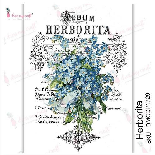 Herborita - Transfer Me by Dress My Craft