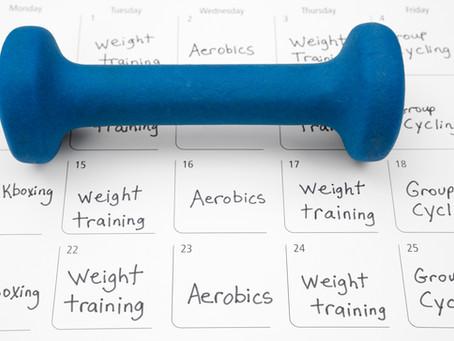 Колко често в седмицата да тренирам?