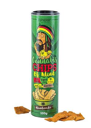 Hanf Chips Cannabis Hausgemacht