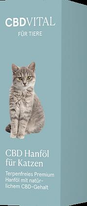 CBD Hanföl für Katzen 10 ml
