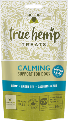 TRUE HEMP™ LECKERBISSEN • CALMING
